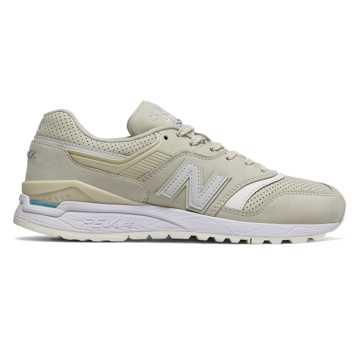 New Balance 997复古鞋 女款 轻量舒适 经典休闲, 海盐色