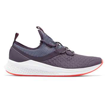 New Balance Fresh Foam Lazr Hyposkin, Elderberry with Daybreak & White
