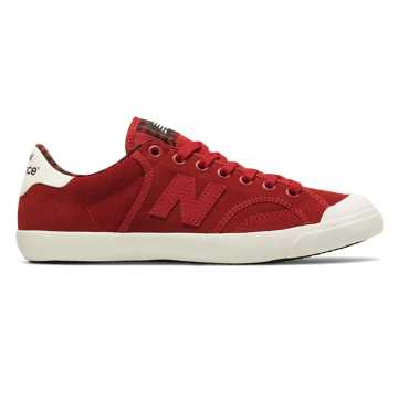 New Balance ProCourt, Tempo Red with Black