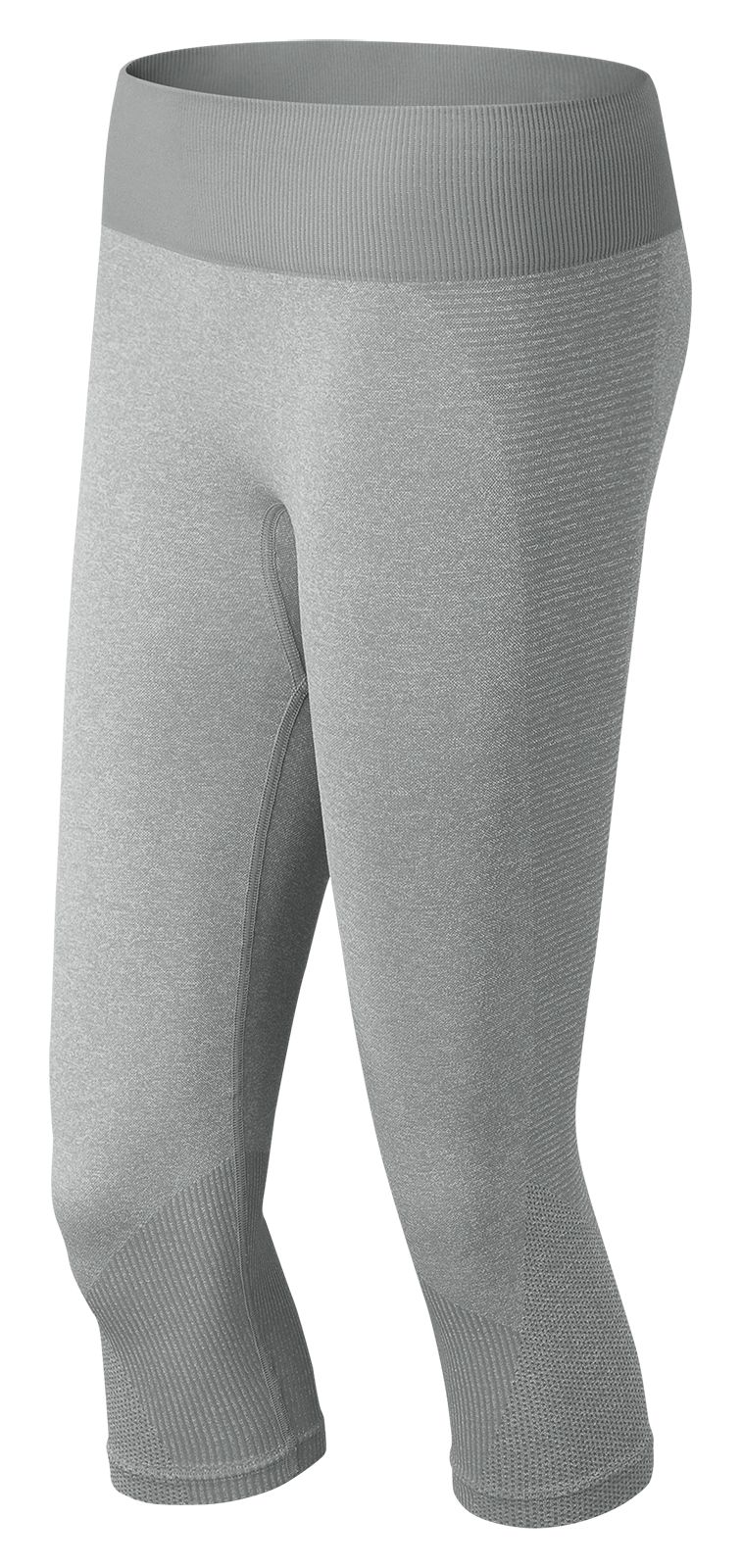 NB J.Crew M4M Seamless Capri, Athletic Grey