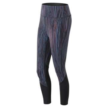 New Balance Elixir Printed Tight, Radiant Wave Print