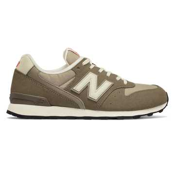 New Balance 696 New Balance, Sage with Off White