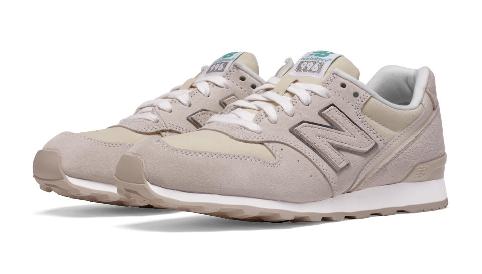 new balance 996 beige mujer