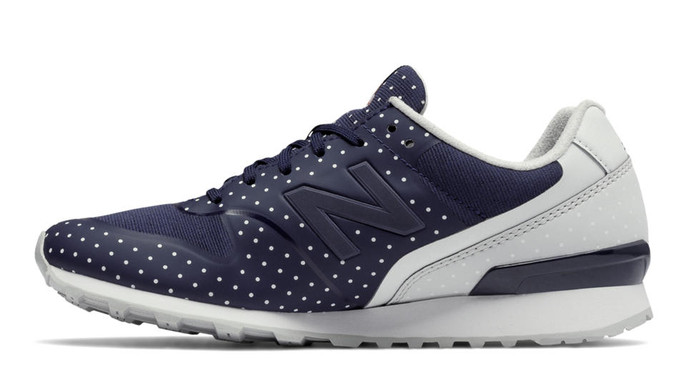 NB New Balance 996, Navy with Grey