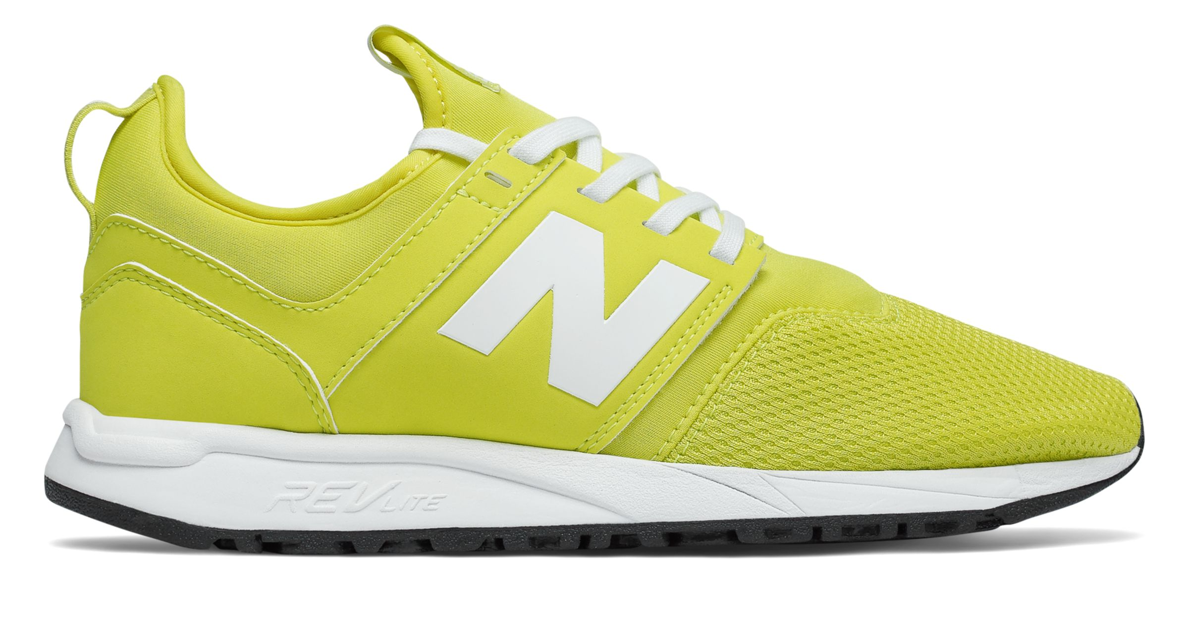 NB NB x J.Crew 247, Yellow with White