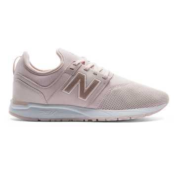 new balance sneakers rose gold