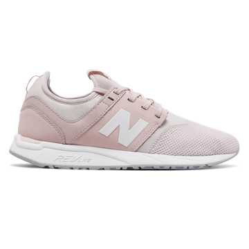 New Balance 247 Classic, Pink Sandstone with White