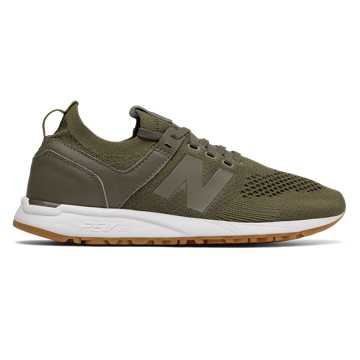 New Balance 247 Decon, Trench with White