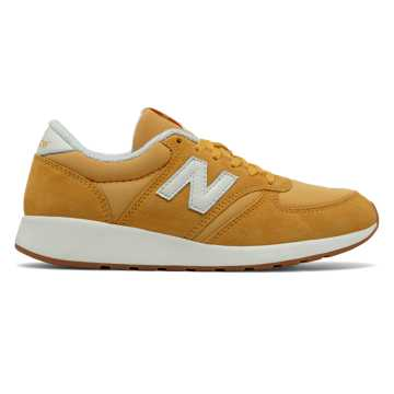 New Balance 420 Re-Engineered, Saffron with Sea Salt