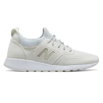 New Balance 420 New Balance, Sea Salt with White