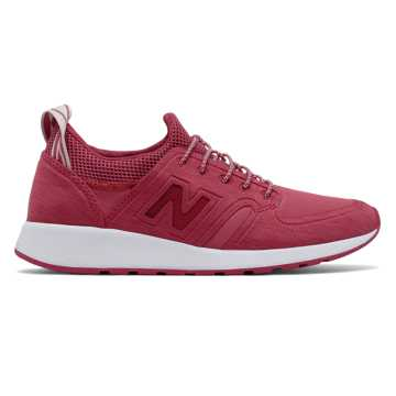 New Balance 420 REVlite Slip-On, Radish with White