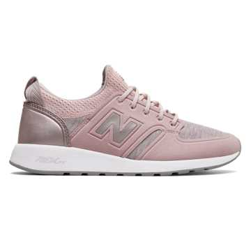 New Balance 420系列复古鞋, 粉色