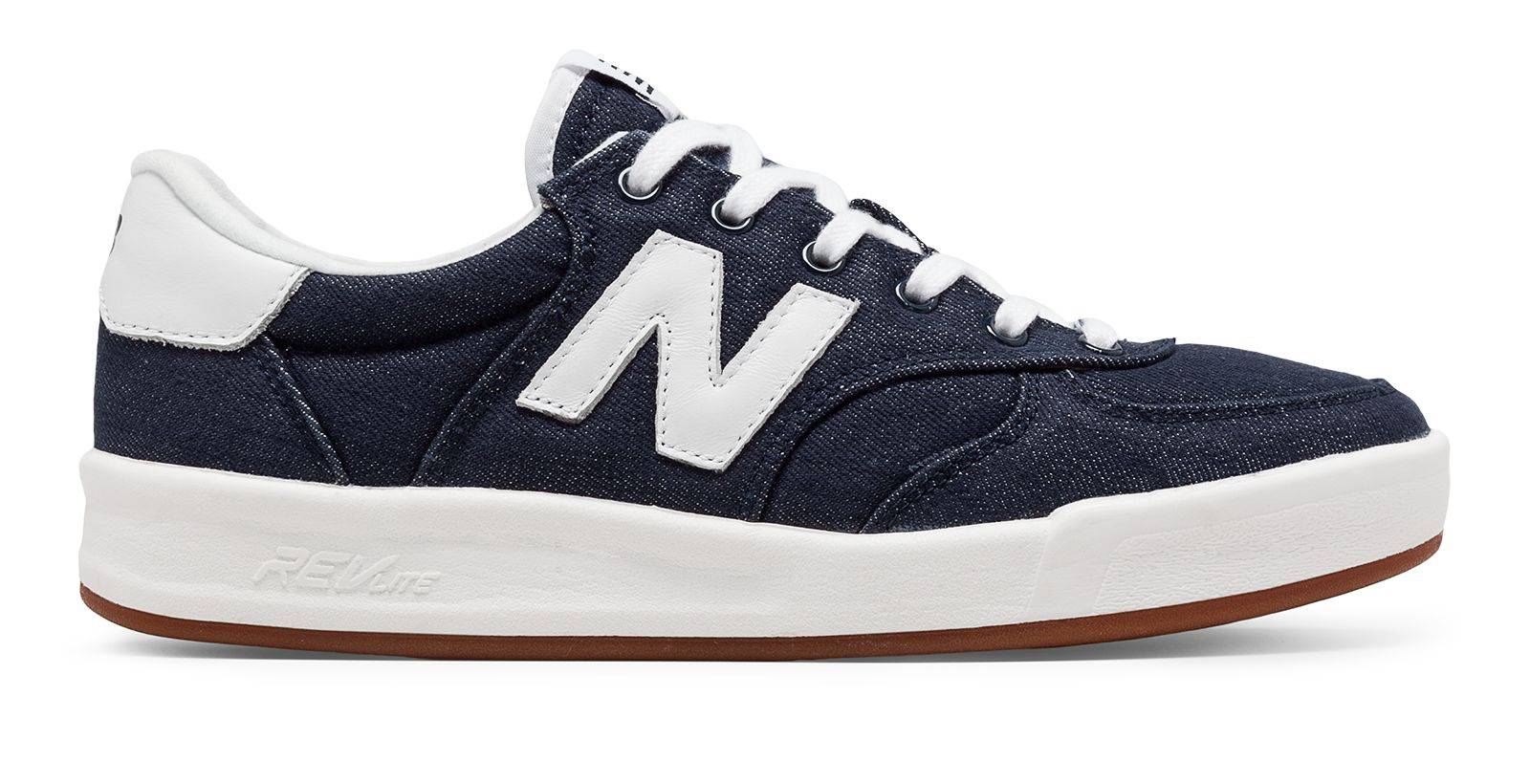NB 300 Cotton Denim, Pigment with White