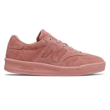 New Balance CRT300复古鞋 女款 轻量中底 经典配色, 胭脂红