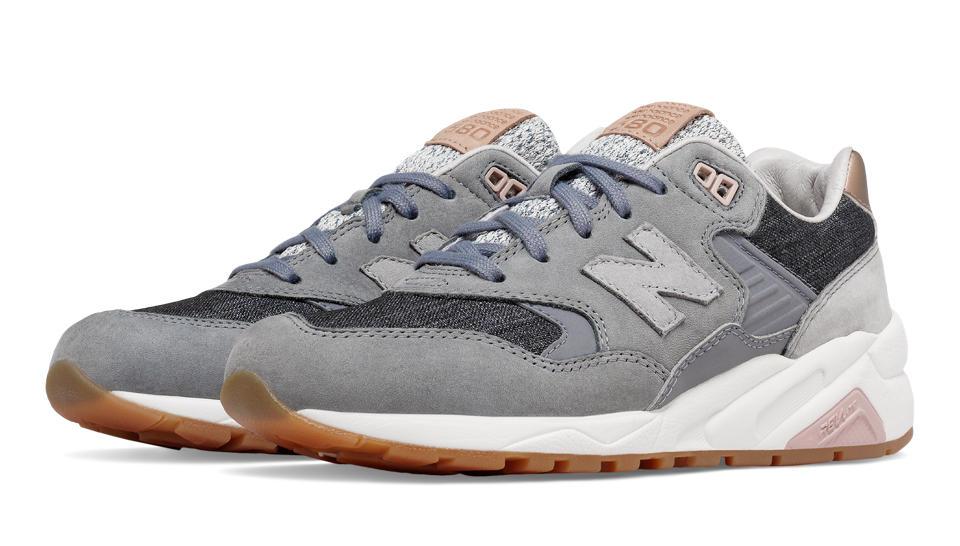 new balance 580 grise