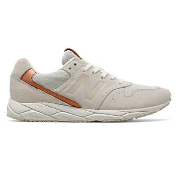 New Balance 96 REVlite, Sea Salt with Copper Metallic
