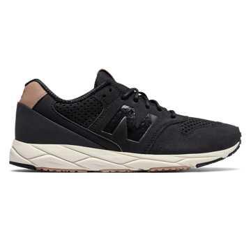 New Balance WRT96系列复古鞋, 黑色