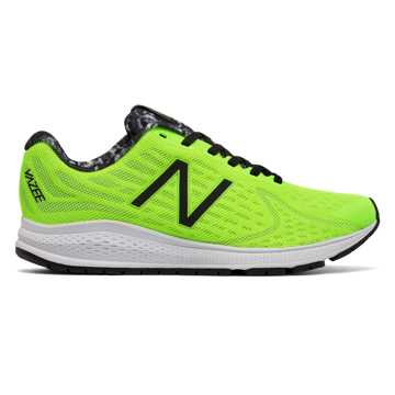 New Balance Vazee Rush v2, Lime Glo with Black