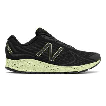 New Balance Vazee Rush v2 Protect Pack, Black with Silver