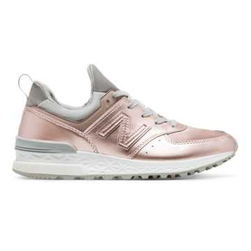 New Balance 574 Sport, Rose Gold