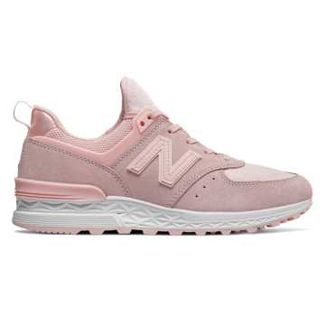 New Balance 574 Sport, Sunrise Glo