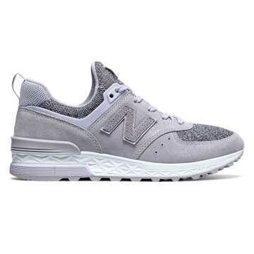 New Balance 574 Sport, Thistle with Light Cyclone