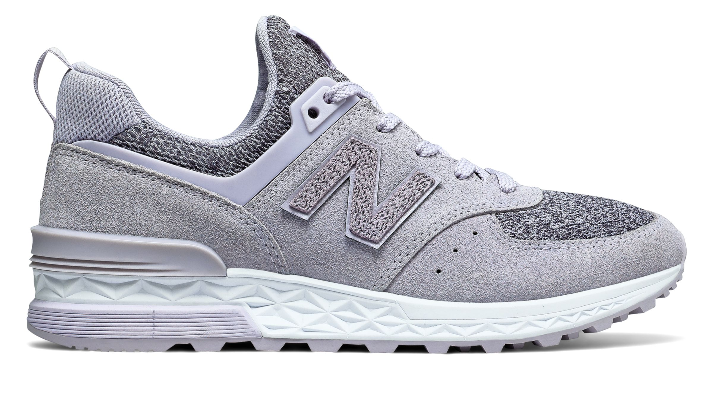 NB 574 Sport, Thistle with Light Cyclone