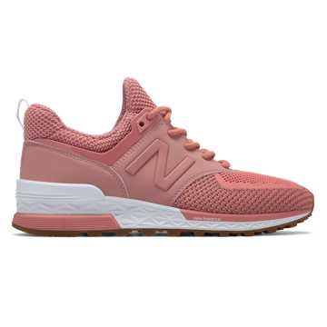 New Balance 574 Sport, Dusted Peach