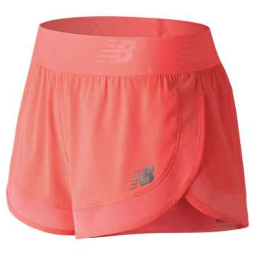 New Balance Transform 2 in 1 Short, Fiji