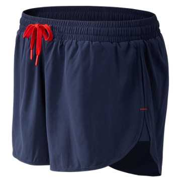 New Balance J.Crew Impact Running Short, Navy