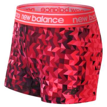 New Balance Printed Accelerate Hotshort, Vortex