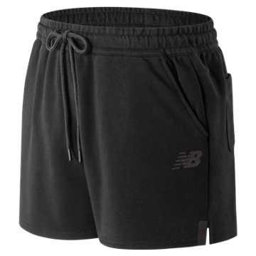 New Balance NB Athletics Knit Short, Black