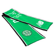 NB CFC Core Scarf, Celtic Green with White & Black