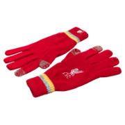 NB LFC Glove knit, Rojo High Risk