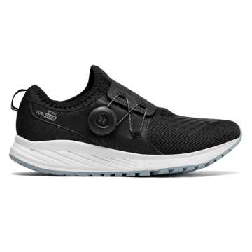 New Balance FuelCore Sonic, Black with Silver & Thunder