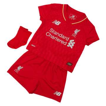 New Balance LFC Home Baby Kit, High Risk Red