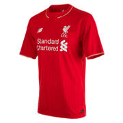 New Balance LFC Home SS Jersey, High Risk Red