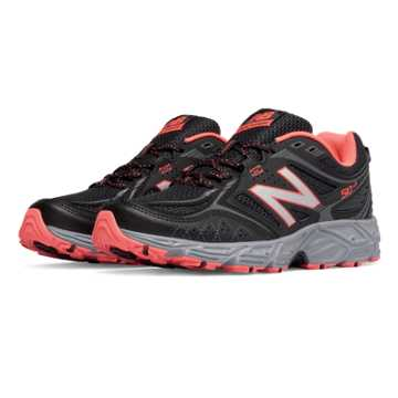 New Balance New Balance 510v3 Trail, Black with Dragonfly & Silver