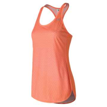 New Balance Accelerate Tunic Graphic, Sunrise