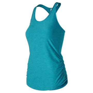 New Balance Perfect Tank, Deep Ozone Blue