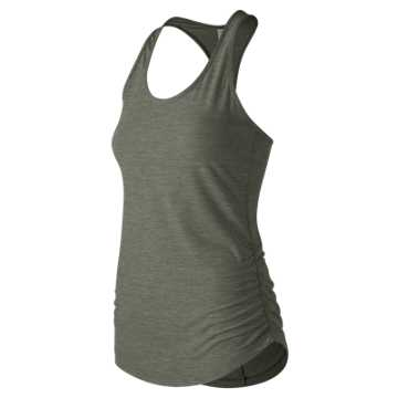 New Balance Transform Perfect Tank, Military Foliage Green