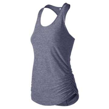 New Balance Transform Perfect Tank, Pigment Heather