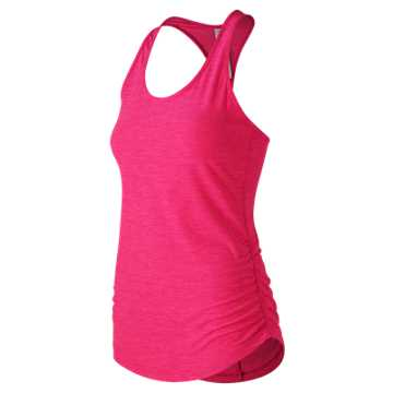 New Balance Transform Perfect Tank, Pink Heather