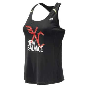 New Balance NBX Ice Tank, Black