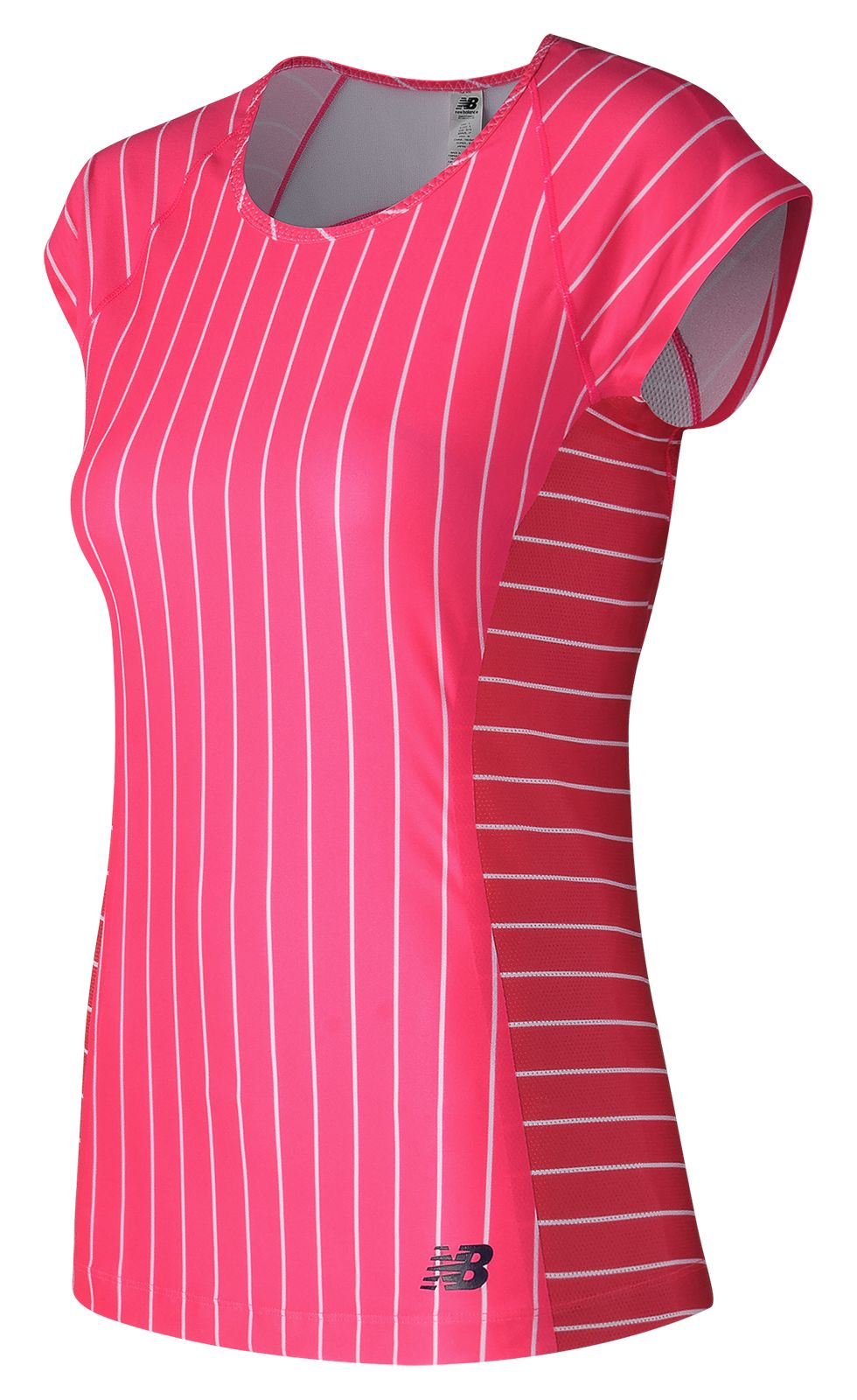 NB Somerset Cap Sleeve, Alpha Pink