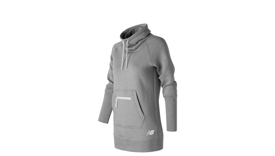 New Balance Sport Style Tunic, Athletic Grey