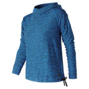 NB In Transit Hoodie, Electric Blue Heather