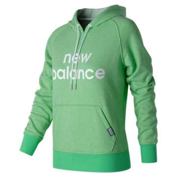 New Balance Classic Pullover Hoodie, Vivid Jade