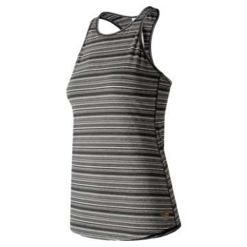 New Balance Intensity Tank, Black