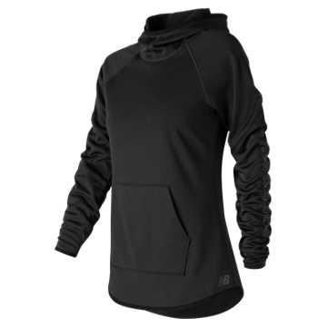 New Balance NB CoreFleece Hoodie, Black